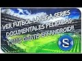 SPLIVE TV PLAYER: LA MEJOR APP PARA VER TV GRATIS EN ANDROID! | VER FÚTBOL EN VIVO & MAS GRATIS!!