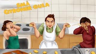 Felix Recenserar - Small Lemons Yellow