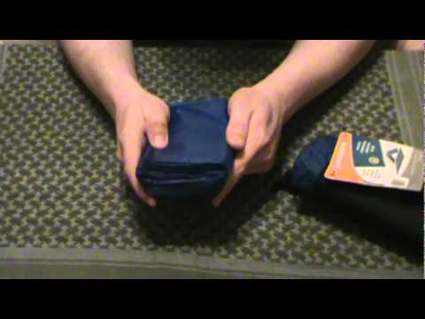 Backpackeru0027s Tarp by Outdoor Products from Walmart Review & Backpackeru0027s Tarp by Outdoor Products from Walmart Review - YouTube