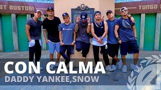 CON CALMA by Daddy Yankee,Snow |  Zumba® | Reggaeton | TML Crew Kramer Pastrana