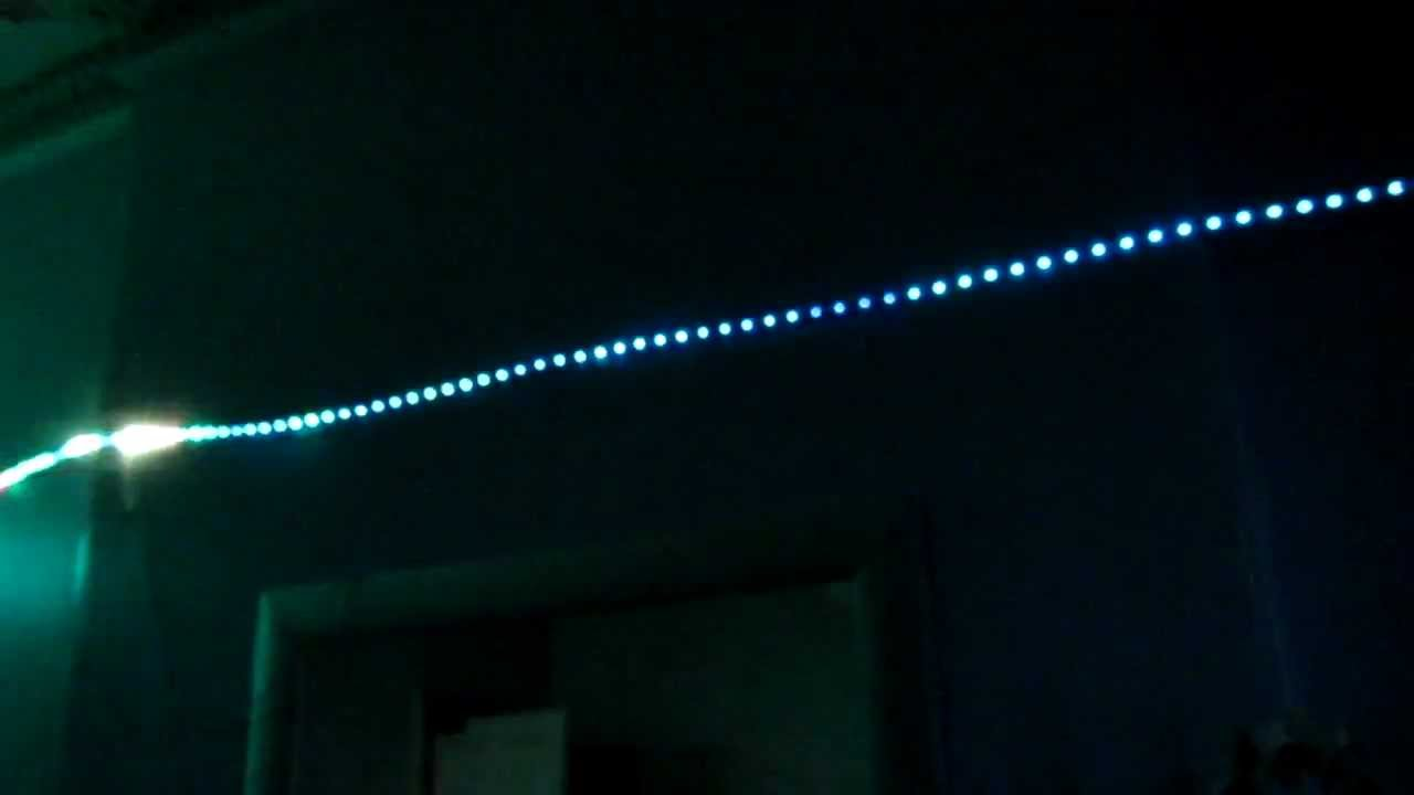 living room lights - rgb led strip