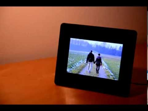 intenso photomodel 7 zoll digitaler bilderrahmen im test youtube. Black Bedroom Furniture Sets. Home Design Ideas