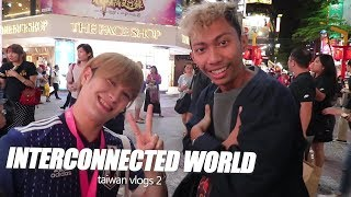 INTERCONNECTED WORLD