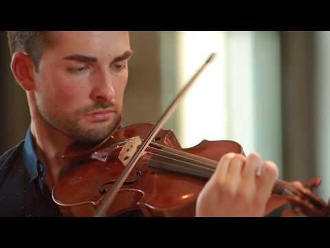 J.S.Bach | Violin Solo Sonata No.1 BWV 1001 |  Adagio & Fugue | Niek Baar, Violin