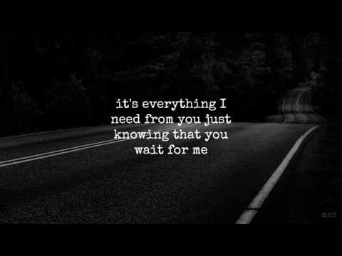 Wait for Me | Theory of a Deadman | Lyrics ☾☀