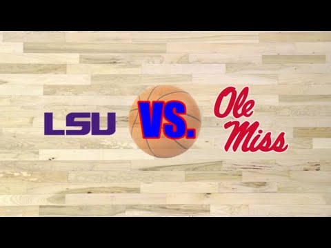 Ole Miss Rebels Vs LSU Tigers Live Stream Play By Play & Reactions