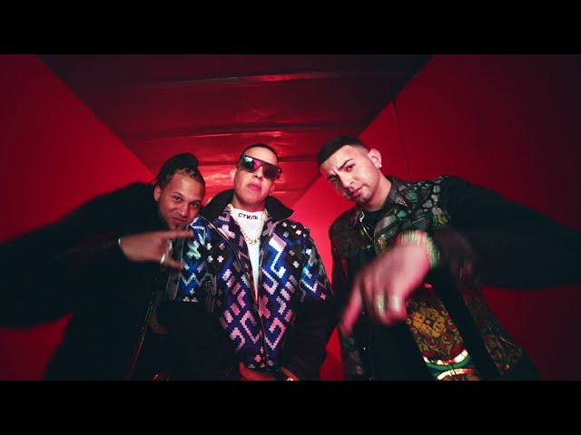 PAM - Justin Quiles, Daddy Yankee, El Alfa (Official Music Video)