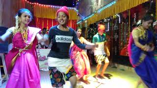 Koli Dance