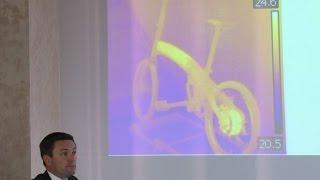 Tour de France: caméras thermiques contre la triche technique