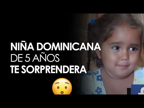 Hablando Con Niña Dominicana De 5 Años