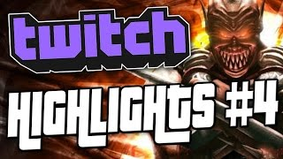 """OH HELL NAW THEM FATALITIES ARE CRAY"" - [Twitch Highlights #4]"