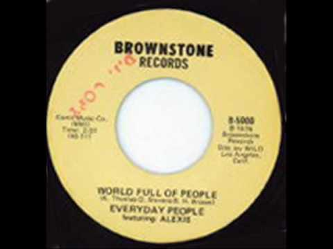 World Full Of People-Everyday People f/ Alexis