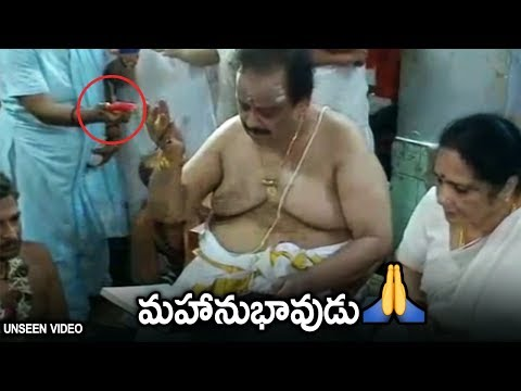 మహానుభావుడు 🙏 | SP Balasubrahmanyam Singing SHIVOHAM Song @ Varanasi | Unseen Video