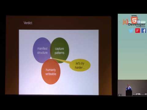 HTML5DevConf: Uri Sarid