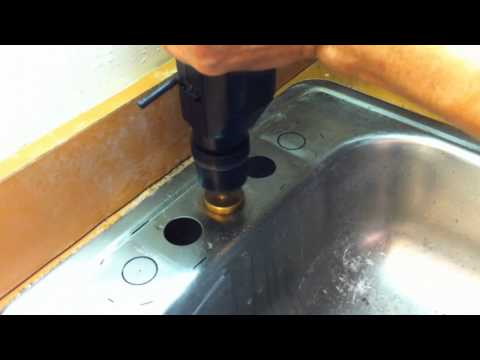 drilling-large-holes-in-stainless-steel-the-easy-way