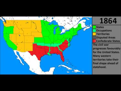 Evolution of the United States