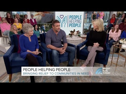 CAN-DO.ORG's Eric Klein on TODAY SHOW with Megyn Kelly -- Rose City, TX