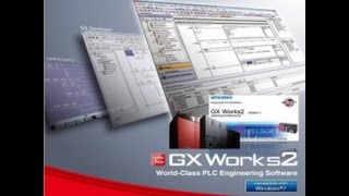 TEST GX WORK 3 SIMULATOR CONNEC GT SIMULATOR  PLC FX 5U