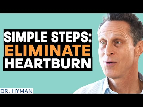 3 Simple Steps to Eliminate Heartburn and Acid Reflux