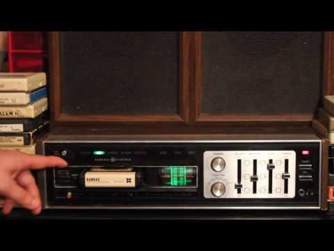 Classic Rock 8 Track Tape ~ Kansas ~ Tested