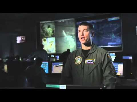 Air Force Space Ops Mission Commander