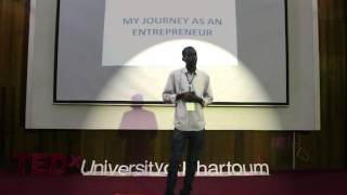 My journey as an entrepreneur: Mazin M. Khalil at TEDxUniversityofKhartoum
