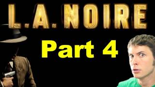 L.A. Noire - LIE DETECTION - Part 4