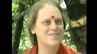 Gail Tredwell, a.k.a. Gayatri, a.k.a. Swamini Amritaprana's Testimonial