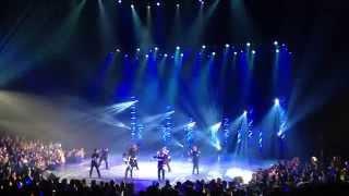 2014.12.26 RISING福島復興支援コンサート DA PUMP 02 メドレー 動画撮...