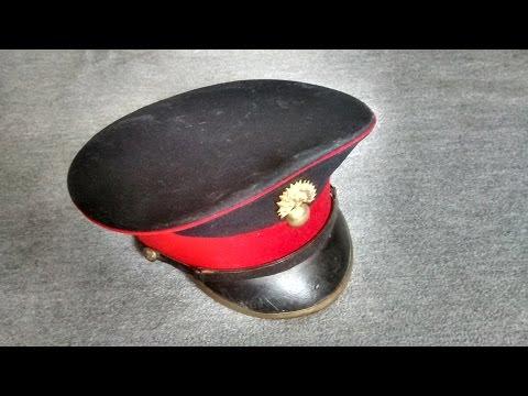 British Grenadier Guards Forage Cap - 1938