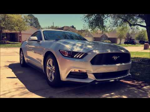 2016 Mustang Tire Repair