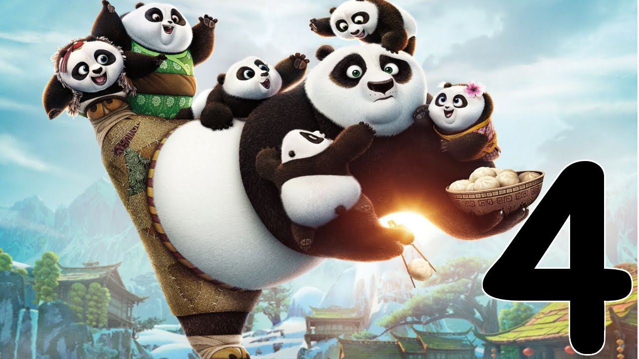 Kung Fu Panda 4 Trailer Official Trailer 2018 Fan Made Youtube