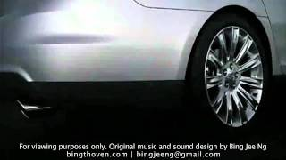 Lincoln MKS 2009 Ad with original music and sound design by Bing Jee Ng Thumbnail