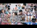 The Onsu Family - Kado paling WOW untuk Princess Thalia dan Thania