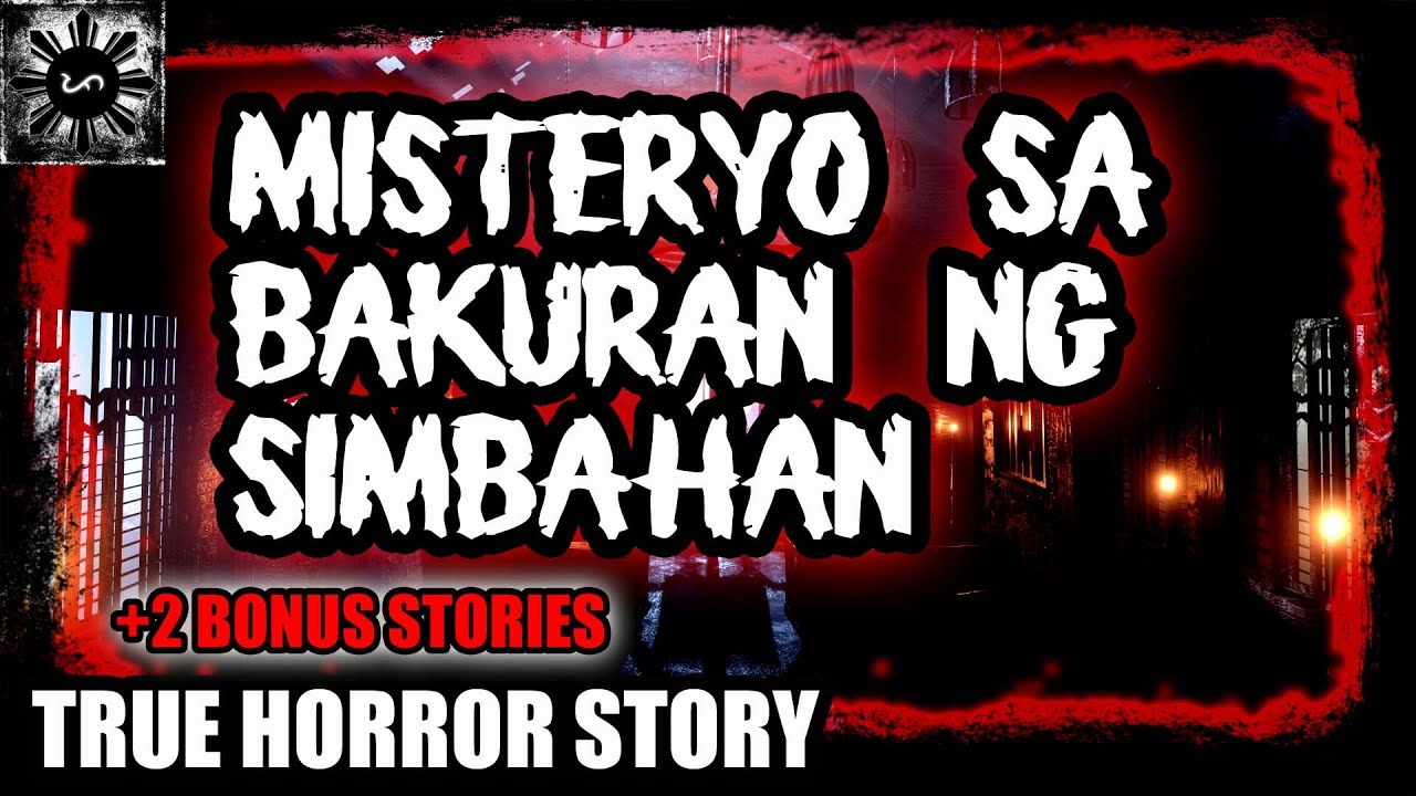 MISTERYO SA BAKURAN NG SIMBAHAN | TAGALOG HORROR STORY | (TRUE HORROR STORY)
