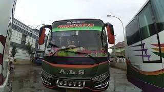 ini dia bus ALS paling keren Se Indonesia - Artis Bus ALS