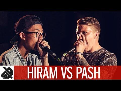 HIRAM vs PASH | WBC Solo Battle | Semi Final