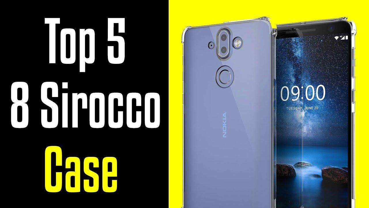 promo code 43ae4 de853 🔻Top 5 Best Nokia 8 Sirocco Cases!🔺[4K]