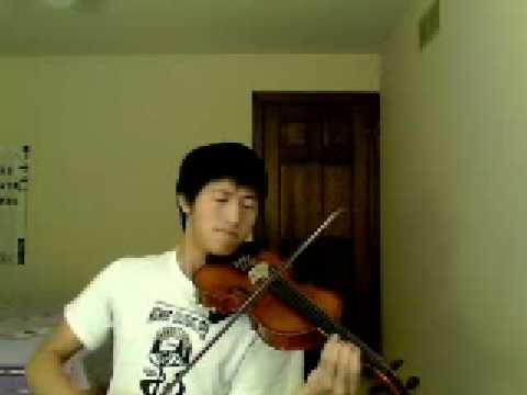 Arashi [嵐] - Truth: Violin Cover (by Ear)