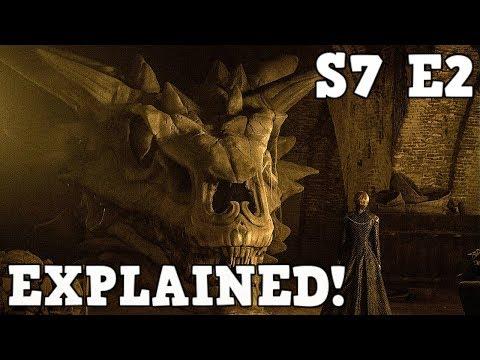 Game of Thrones Season 7 Episode 2 Stormborn Explained! Easter Eggs Included