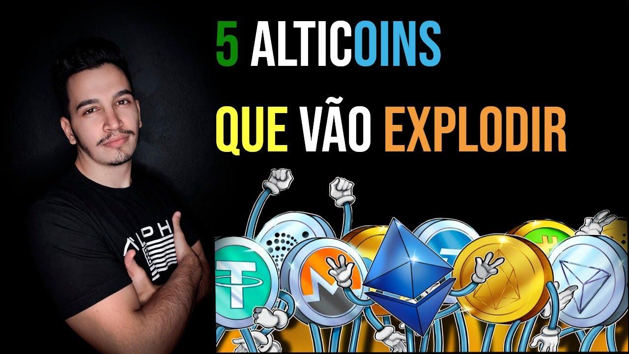Download 5 ALTICOINS QUE TEM ENORME POTENCIAL DE VALORIZAÇÃO