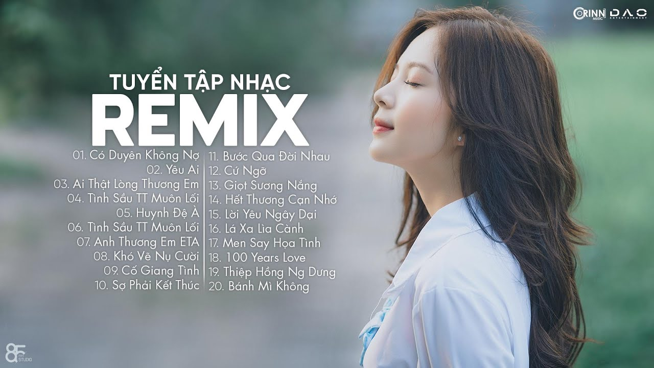 NHẠC TRẺ REMIX 2020 HOT NHẤT HIỆN NAY – EDM Tik Tok Orinn Remix – lk nhạc trẻ remix gây nghiện 2020