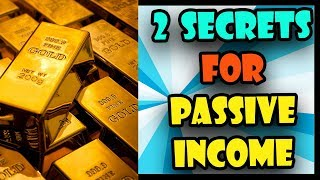 E2 | 2 Secrets Of A Practical Passive Income Business