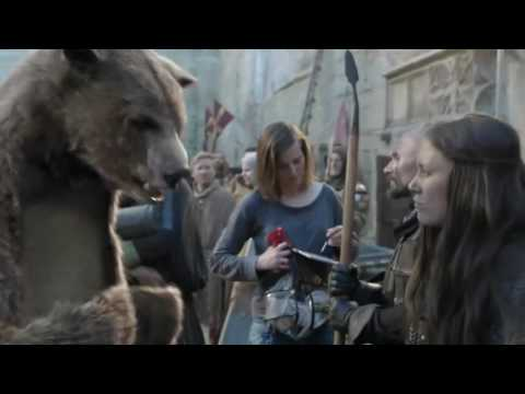 THE BEAR - CANAL  (HD) ** Multi Awarded ** CGI VFX Film Commercial by BETC Paris & Mikros Image