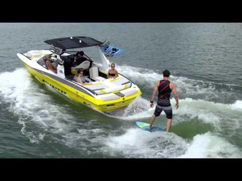Malibu 24 MXZ Surf Review Wakeboarding