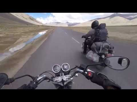 LEH LADAKH ROAD TRIP - 22 DAYS 5000+ kms