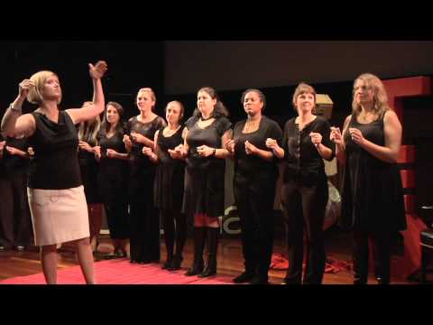 TEDxCincinnati: Reflect | Transform | Create: KellyAnn Nelson at TEDxCincinnati