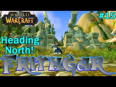 Let's Play World Of Warcraft #15: Our Journey Begins!
