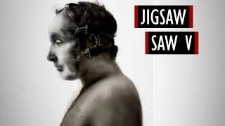 Jigsaw (Saw V) - Szybkie Malowanie #7 [Kocham Rysować]