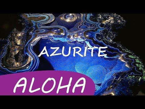 AZURITE • Rob's Stone Healing